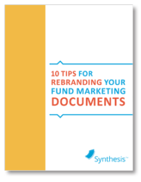 10 Tips for Rebranding your Fund Factsheets